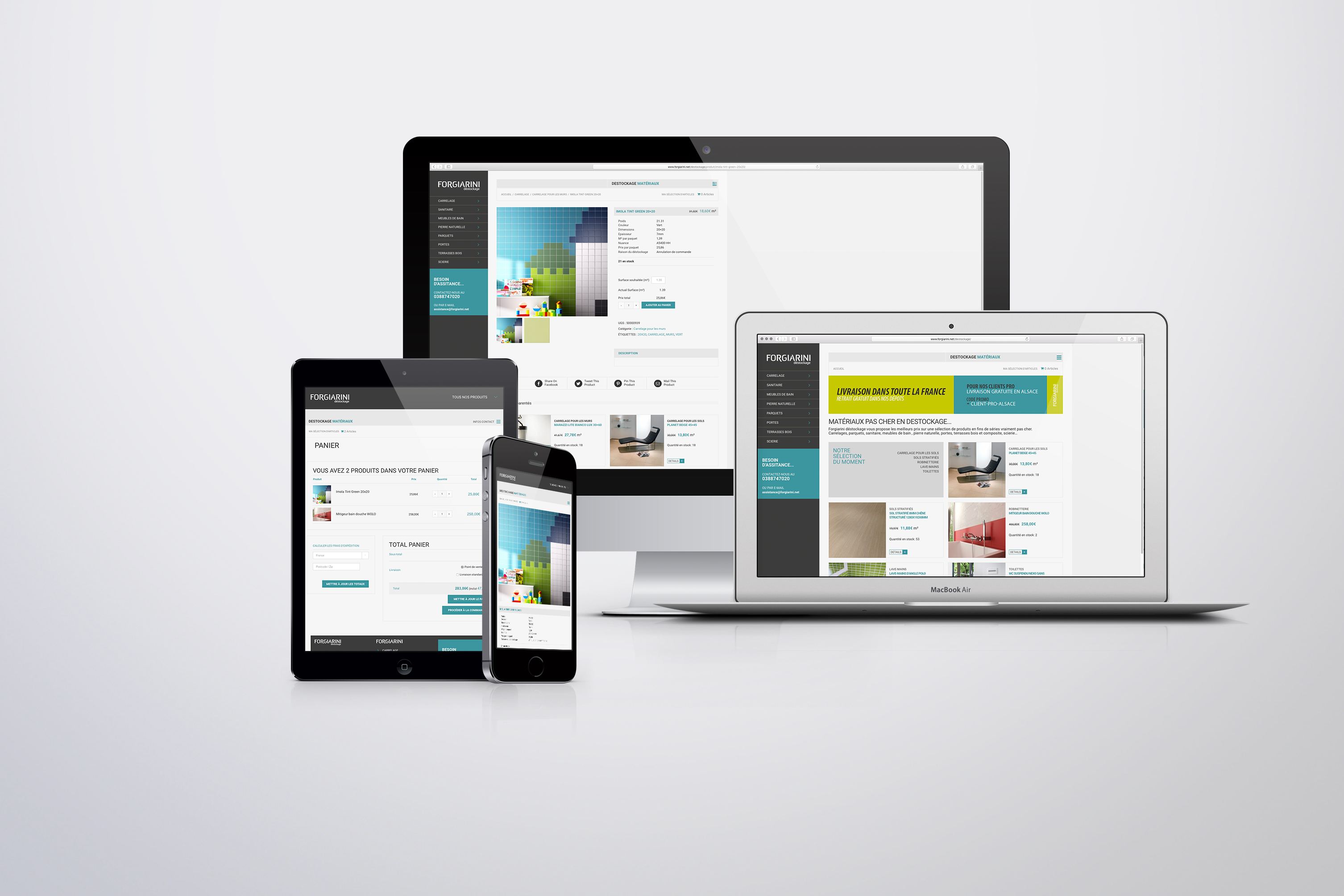 site intenet forgiarini destockage webdesign strasbourg. Black Bedroom Furniture Sets. Home Design Ideas